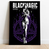Black magic (A3 print)