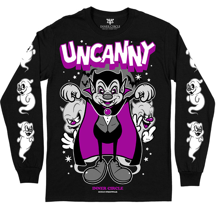 Uncanny  *Limited edition*