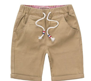Toddler Khaki Cargo Shorts