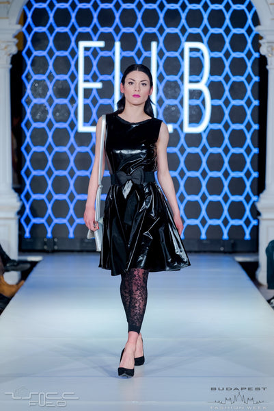 Budapest fashion week - video
