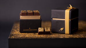 24-KARAT Gold Mini Cubes