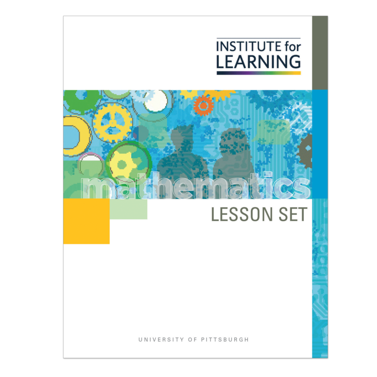 Math Lesson Sets and Workbooks Grades K-2