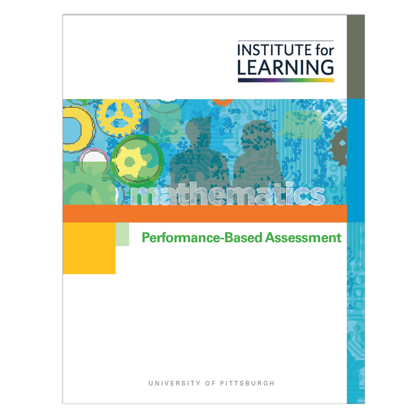 Math Performance-Based Assessments Grades 6-8