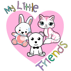My Little Friends Cute Exclusive Designs For Agere Ddlg