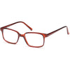 2U Prescription Glasses U 40 Optical Eyeglasses Frame - express-glasses