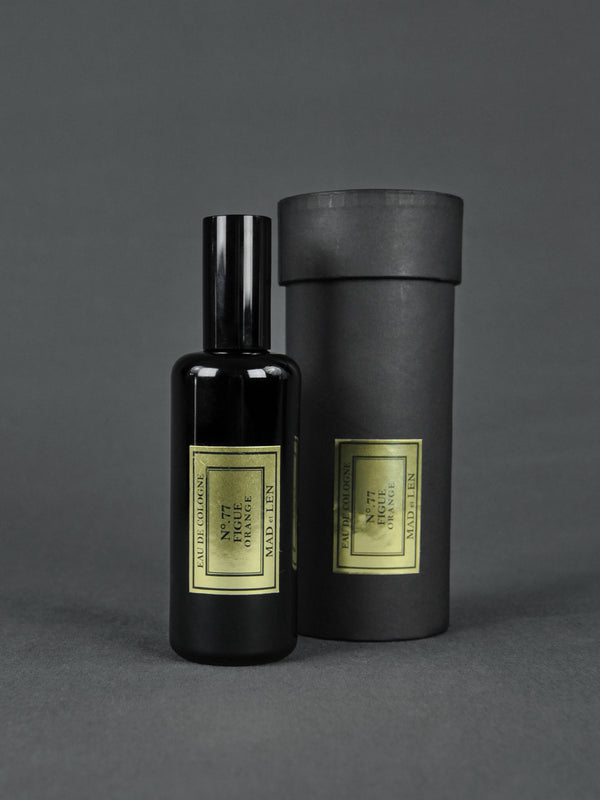 MAD et LEN | Duft No 77 Figue Orange - Eau de Cologne 100ml | Shop Online | BADINFORM