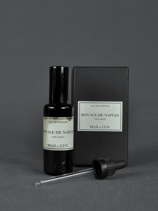 MAD et LEN | Duft - Royale de Naples | Rose Cassis | Eau de Parfum 50ml | Shop Online | BADINFORM