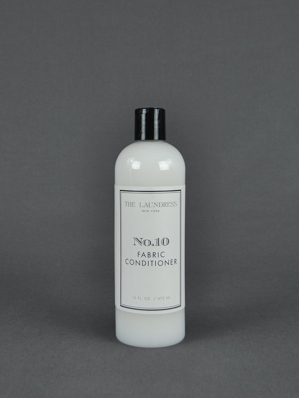 The Laundress - No. 10 FABRIC CONDITIONER | Weichspüler | 475 ml | einzigartiger frische-Duft | Shop Online