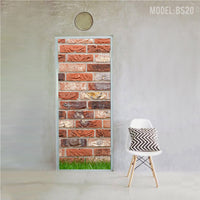 Full Color MAGNET Sheet for Bomb Shelter Door [BS20] - Awesomedia Pte Ltd