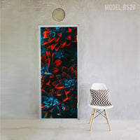 Full Color MAGNET Sheet for Bomb Shelter Door [BS26] - Awesomedia Pte Ltd