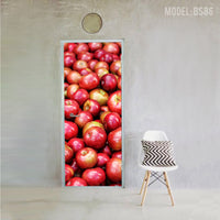 Full Color MAGNET Sheet for Bomb Shelter Door [BS86] - Awesomedia Pte Ltd