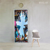Full Color MAGNET Sheet for Bomb Shelter Door [D11]