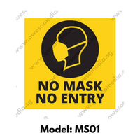 MS01 - Put On Your Mask [SG Ready Stock] - Awesomedia Pte Ltd