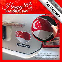 Car Magnet Decoration - Awesomedia Pte Ltd