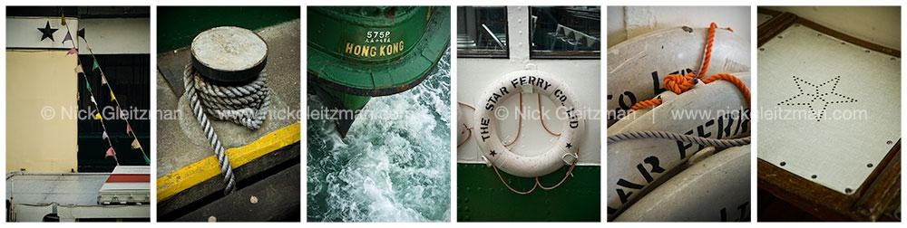 071018-7242-308 <i>Hong Kong Star Ferry #2</i>