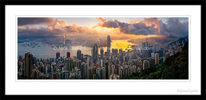 110723-3275-87 <i>Hong Kong Sunrise</i>