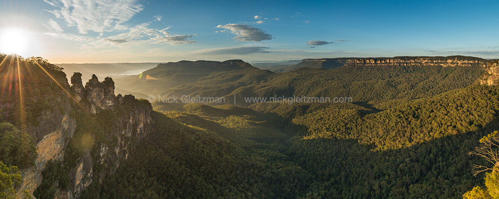 121228-2319-35 <i>Three Sisters Sunrise, NSW</i>