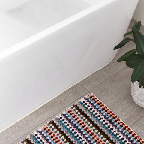 Turkish Cotton Bath Mats