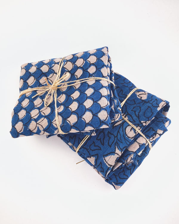 Indigo Home Napkins