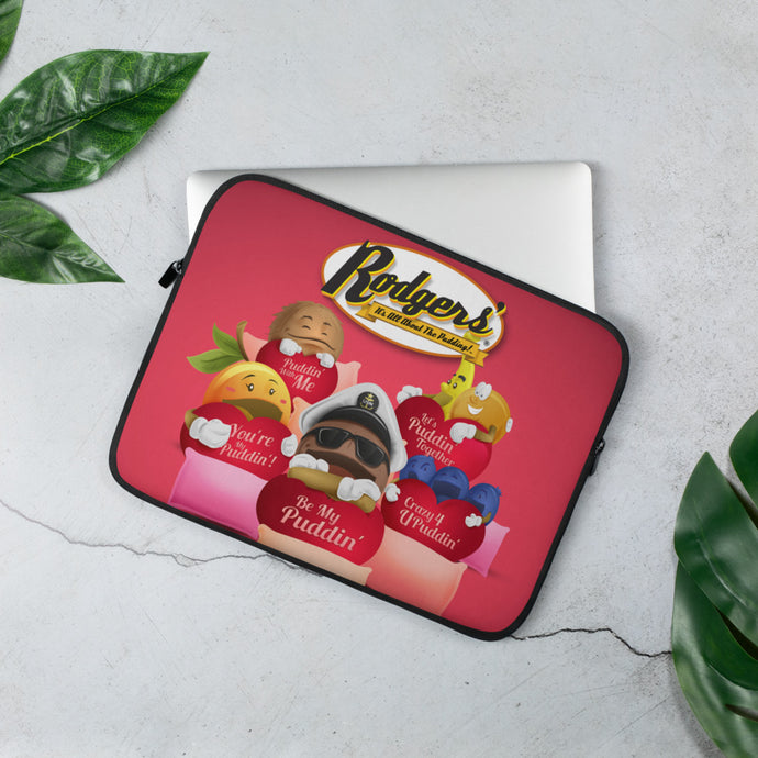 Be My Valentine Laptop Sleeve - 13 in