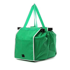 GoTote™ Eco-Friendly Foldable Reusable Tote Shopping Bag