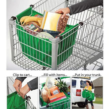 Load image into Gallery viewer, GoTote™ Eco-Friendly Foldable Reusable Tote Shopping Bag