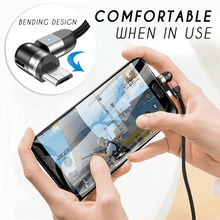 Load image into Gallery viewer, Innovative Double 360° Magnetic Cable