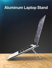 Load image into Gallery viewer, X Stand™ Adjustable Foldable Laptop Stand