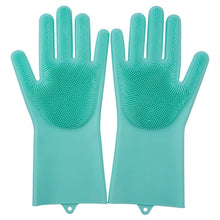 Load image into Gallery viewer, EZ SCRUB ™ Silicone Gloves