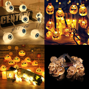 Halloween LED decorative lights