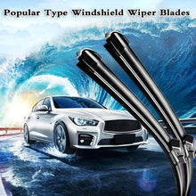 Load image into Gallery viewer, Popular Type Windshield Wiper Blades