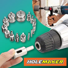Load image into Gallery viewer, Hole Saw Drill Bits
