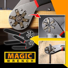 Load image into Gallery viewer, Magic Adjustable 6-Sided Grip Wrench