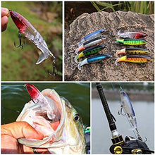 Load image into Gallery viewer, Floating Rotating Tail Lures Hard Bait(2pcs)