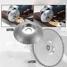 Load image into Gallery viewer, Grinder Shaping Disc - 2 - Nestzones