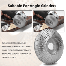 Load image into Gallery viewer, Grinder Shaping Disc - Nestzones