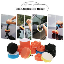 Load image into Gallery viewer, Car Polishing And Waxing Sponge Set(Set of 11)