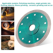 105/115/125mm Green diamond saw blade