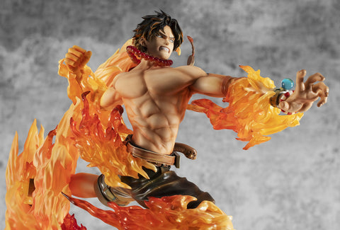 Fire Fist Portgas D. Ace