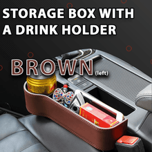 Load image into Gallery viewer, Multifunctional Car Storage Box