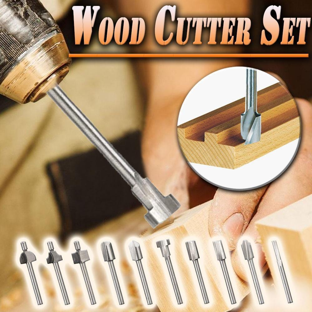 Wood Cutter Set