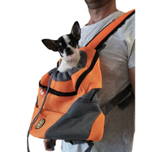 Load image into Gallery viewer, Backpack Pet Carrier