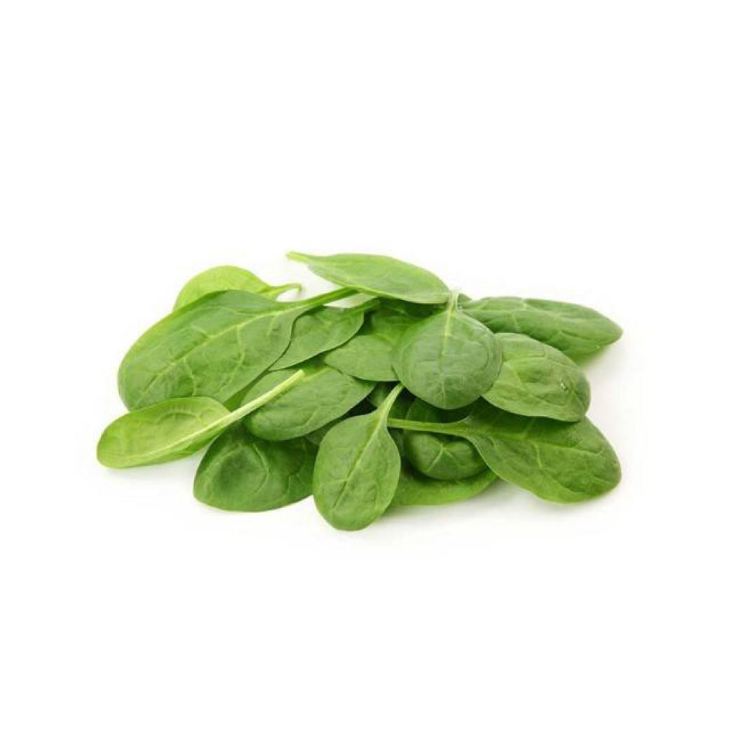 Organic Baby Spinach (100 gm bag)