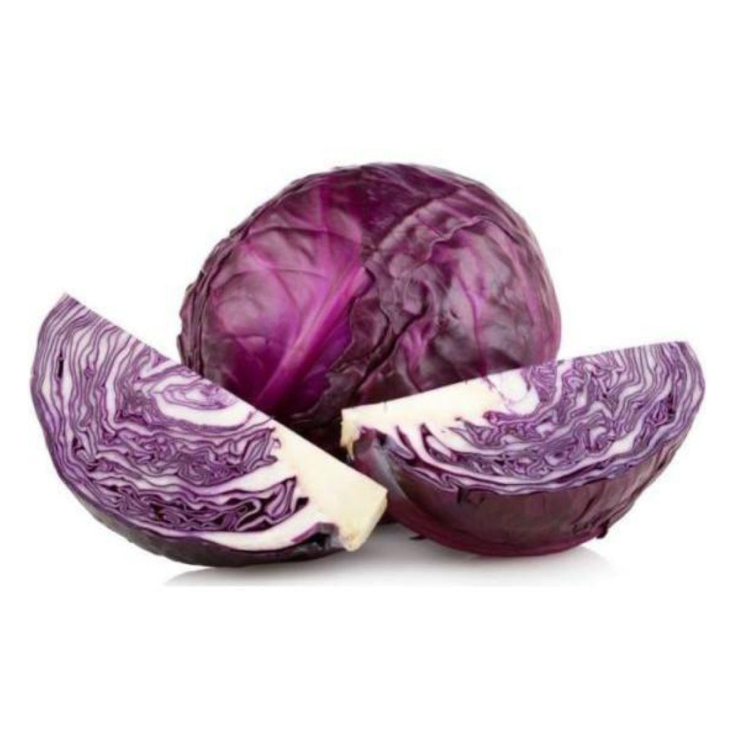 Cabbage Red (quarter)