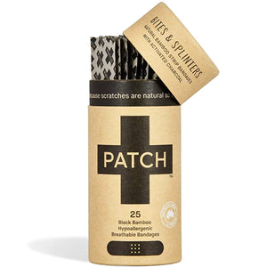 PATCH Activated Charcoal Adhesive Strips