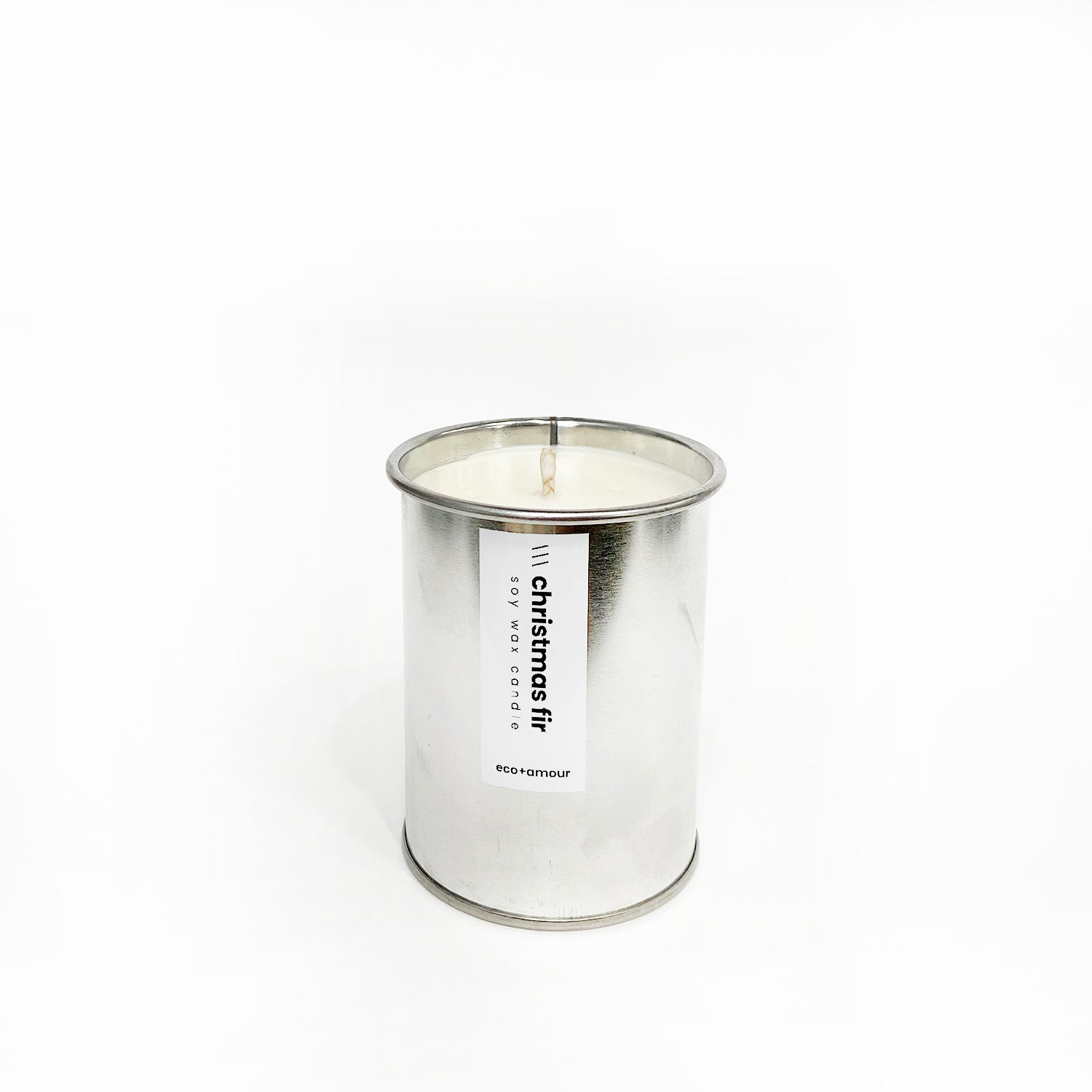Christmas Fir, Soy Candle | eco+amour