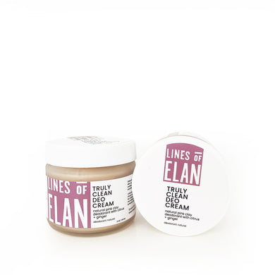 Truly Clean Deo Cream by Lines of Elan