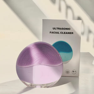 Ultrasonic Silicone Face Cleaner