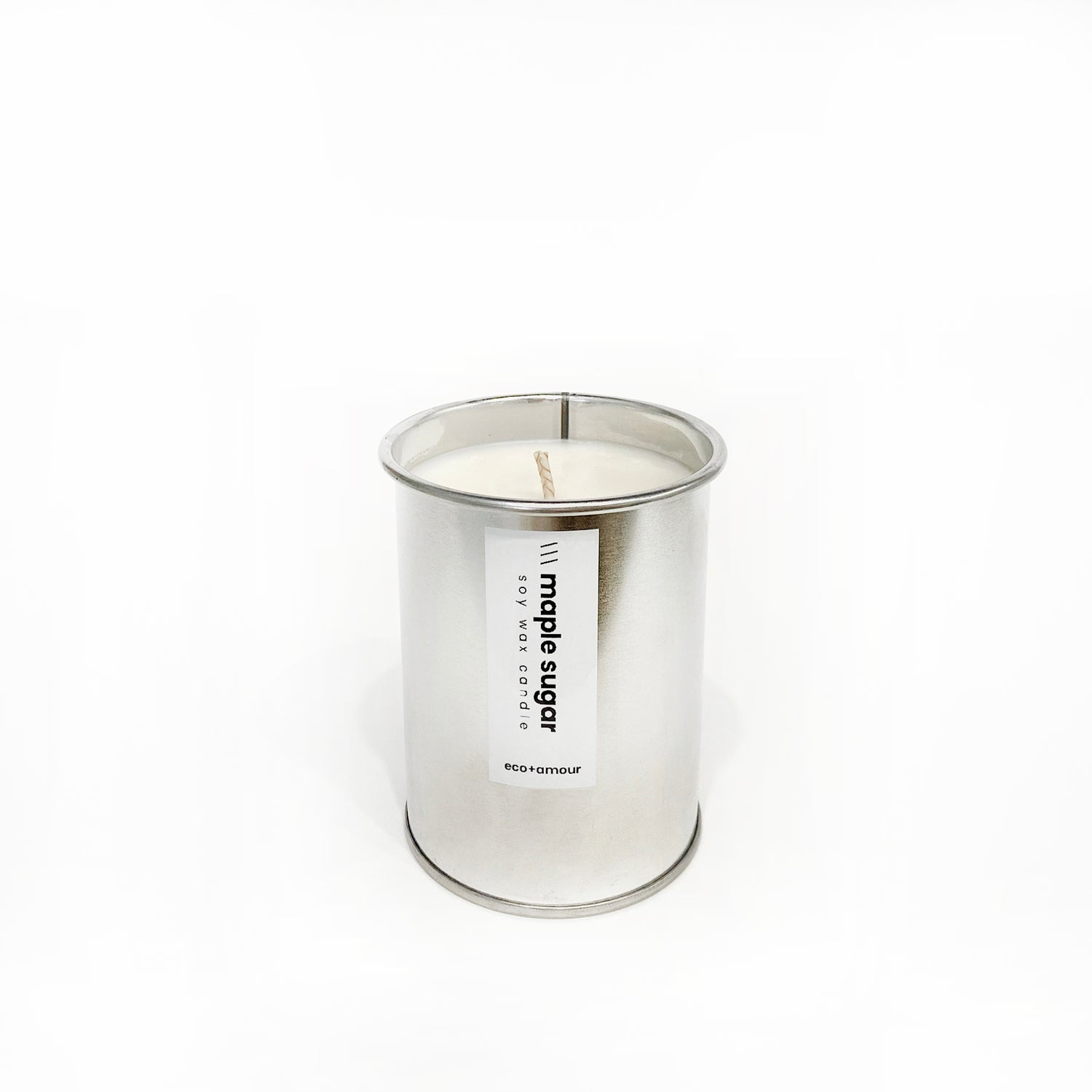 Maple Sugar, Soy Candle | eco+amour