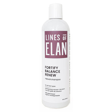 Fortify Balance Renew Shampoo by Lines of Elan